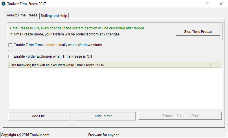 Sandbox-Anwendungen-Toolwiz-Time-Freeze