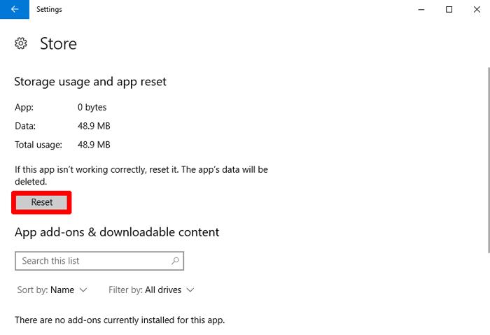Windows-Store-Not-Working-Reset-App