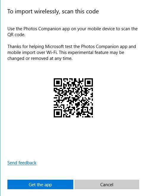 photos-companion-qrcode-screen