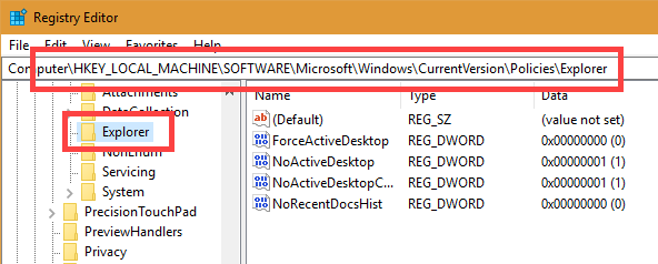 remove-tips-from-settings-app-win10-navigate-to-key
