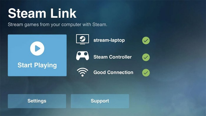 best-android-tv-apps-steam-link