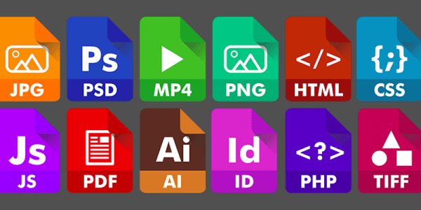 The Differences Between Image File Formats