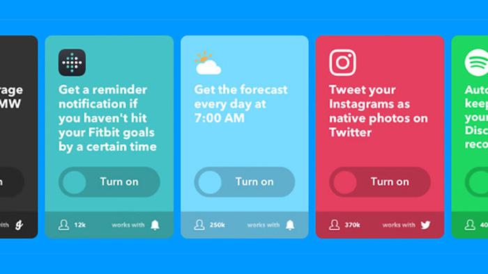 Android-обои-чейнджер-приложения-ifttt