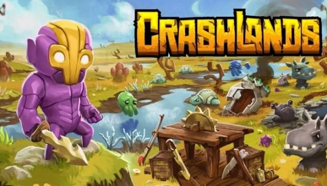 Android Tv Games Crashlands