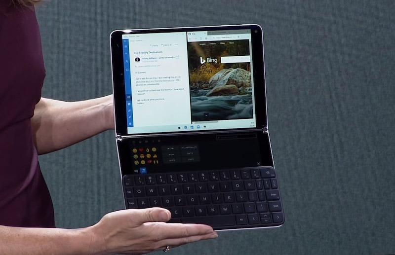 Whats Is Windows 10x Event