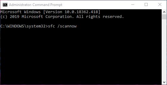 Laptop-Tastatur funktioniert nicht SFC