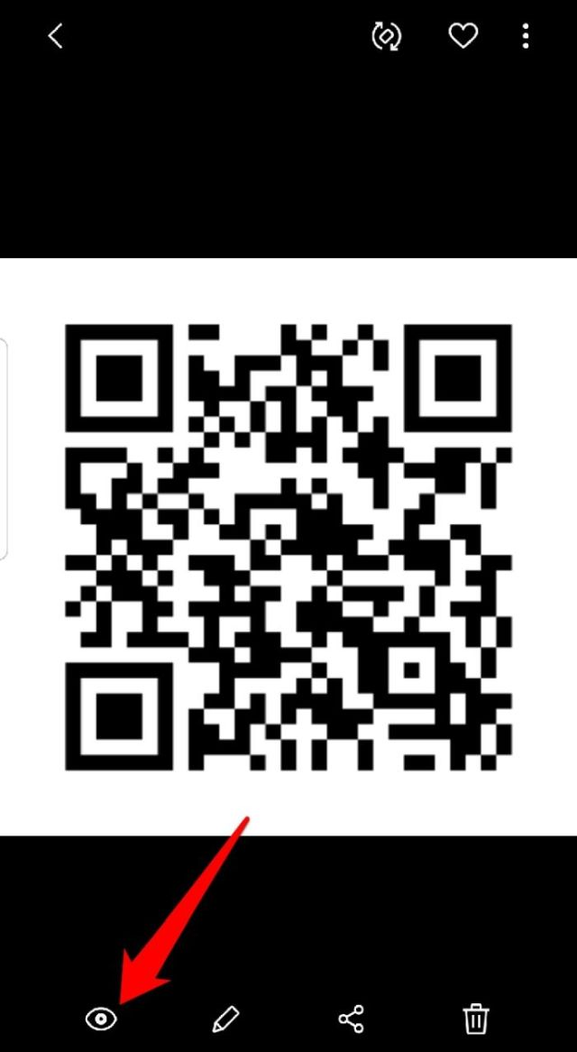 Read Qr Code Android Bixby Vision