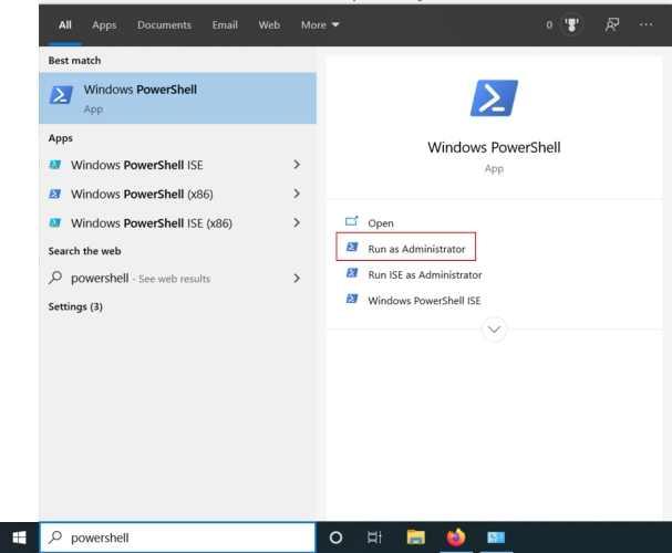 Bloatware entfernen Windows als Administrator ausführen