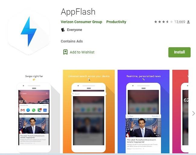Was ist Appflash auf Android und brauchen Sie es was?