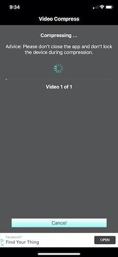 So komprimieren Sie Videos Iphone Komprimieren