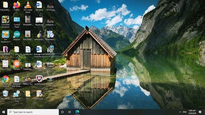Beste 4k Wallpapers Mountains Landscapes 2