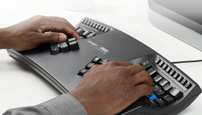 Ergonomischer mechanischer Tastaturvorteil2