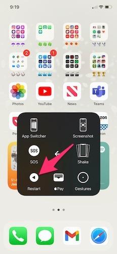 So schalten Sie das iPhone aus Iphone Neustart