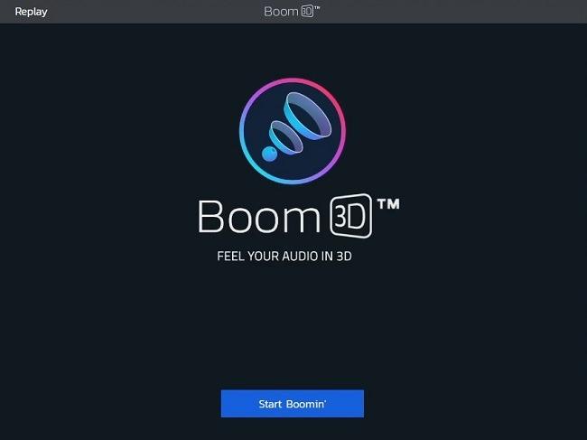 Boom 3d Desktop Review Übersicht