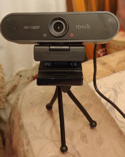 Tenvis Tw888 Fhd 1080p Webcam Review Setup Stativ