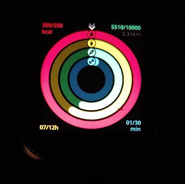 Virmee Tempo Vt3 Plus Smart Watch Teststatistik
