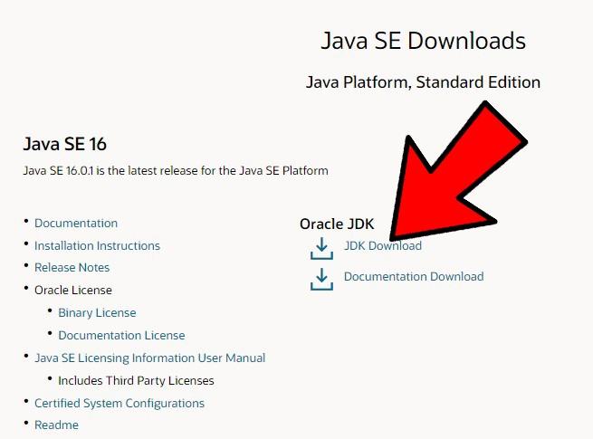 Installieren Sie Android Studio SDk Windows 10 Java-Download