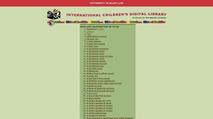 Kostenlose Websites E-Books herunterladen Kinderbibliothek