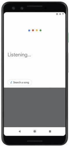 Welches Lied ist dieser Google Assistant?