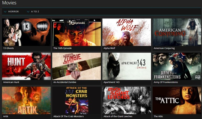 Horrorfilme kostenlos streamen Cra