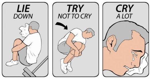 Procedures in case of failing the bar exam