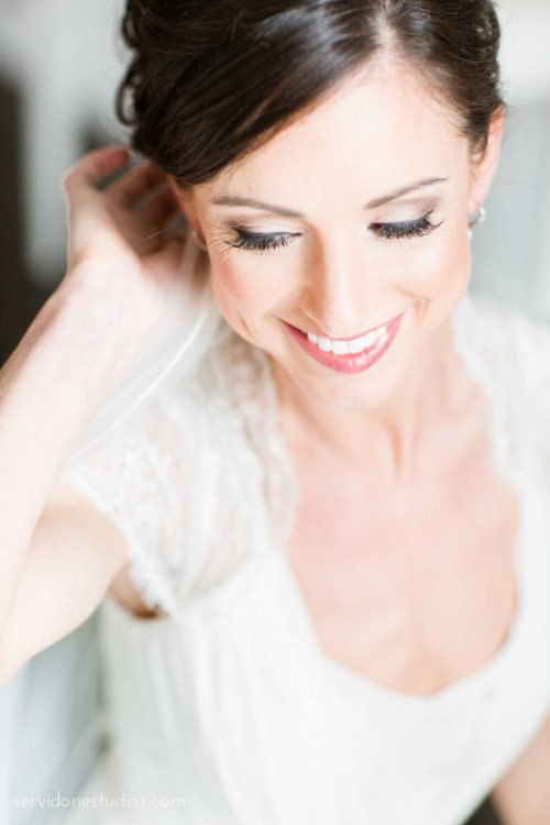 Jenna – Bridal Hair & Makeup - Makeup Artistry After Photo