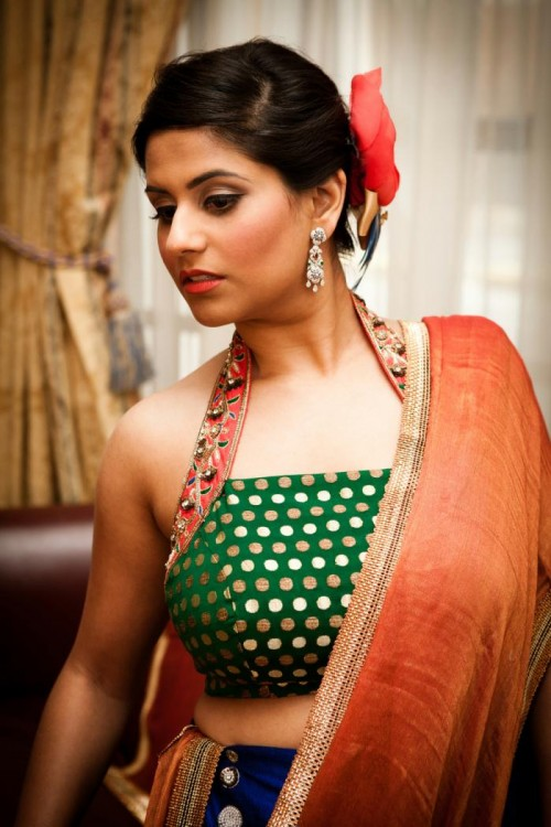Jesal – Indian Bridal Makeup - Makeup Artistry After Photo