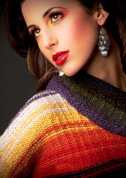 Lauren – Editorial Beauty Makeup - Makeup Artistry After Photo