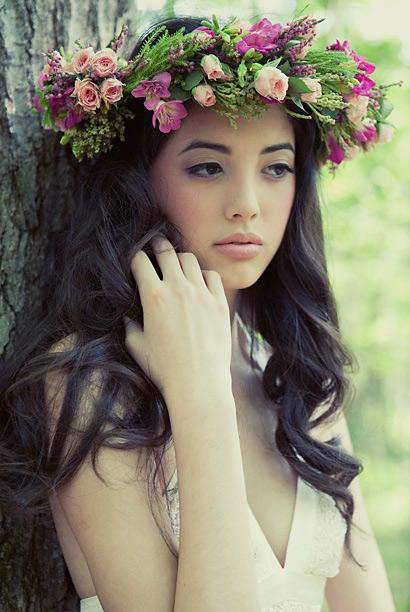 Leah – Editorial Beauty Makeup - Makeup Artistry After Photo