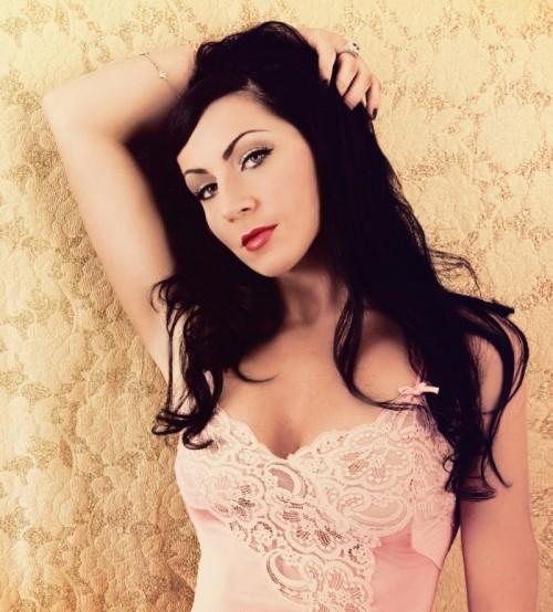 Leah – Boudoir Beauty Makeup - Makeup Artistry After Photo