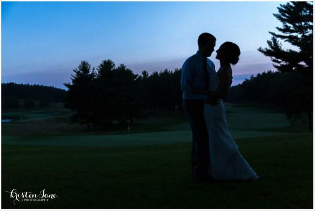 Bridal hair and makeup for International Golf Club wedding