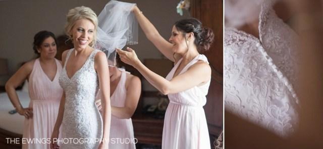 Bridal makeup for Colonial Hotel Gardner wedding