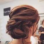 Twisted Updo by Renee for Christy & Co.