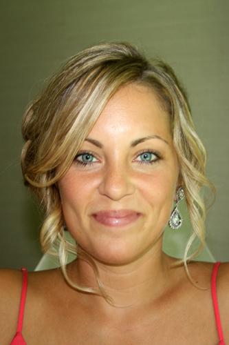 Catie - Makeup Artistry Before Photo