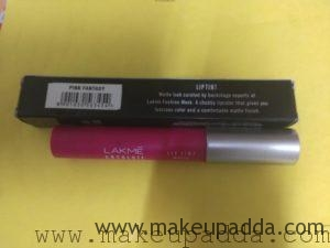Lakme Absolute Lip Tint Matte in Pink Fantasy