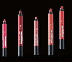 Faces Ultimate Pro Matte Lip Crayon