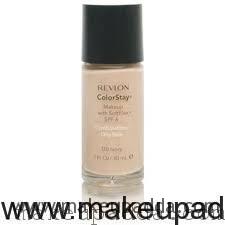 Revlon Colorstay Foundation For Oily Skin/combination Skin
