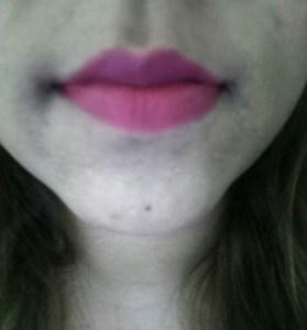 Maybelline Color Show Matte Lipstick in 104 Flaming Fuchsia
