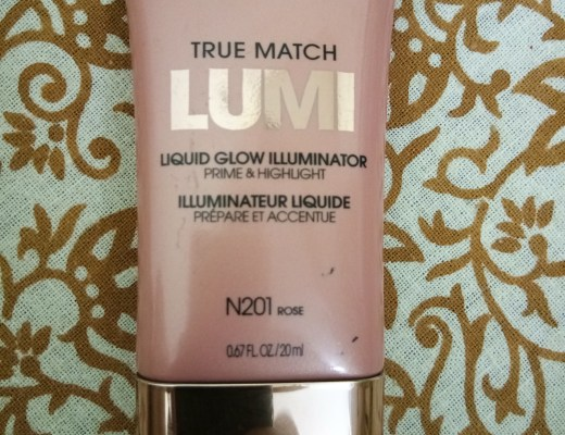 L'Oreal True Match Lumi Liquid Glow Illuminator in Shade N201 Rose