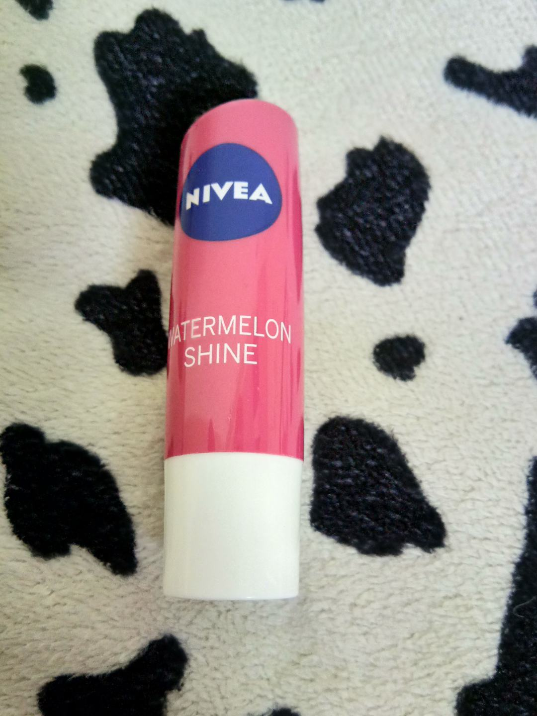 NIVEA WATERMELON SHINE CARING LIP BALM