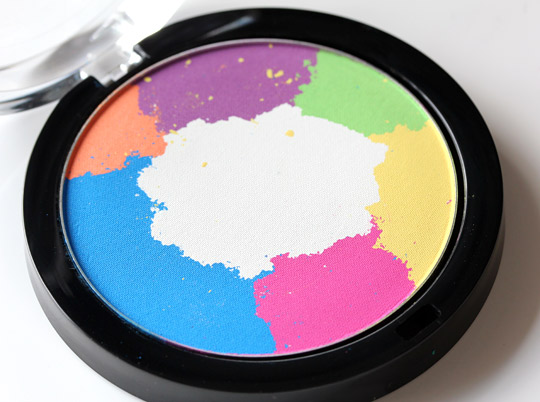 paint powder eyeshadow palette