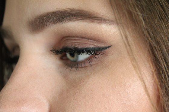 Eye look using Lorac Pro Palette
