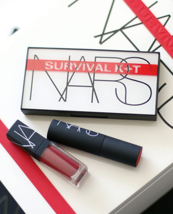 nars survival kit 2 packaging