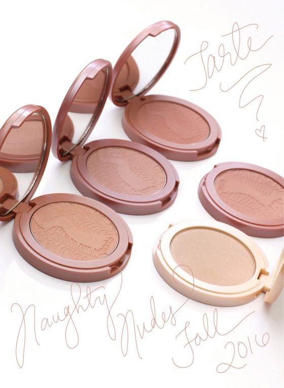 tarte naughty nudes amazonian clay