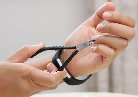 nails trim
