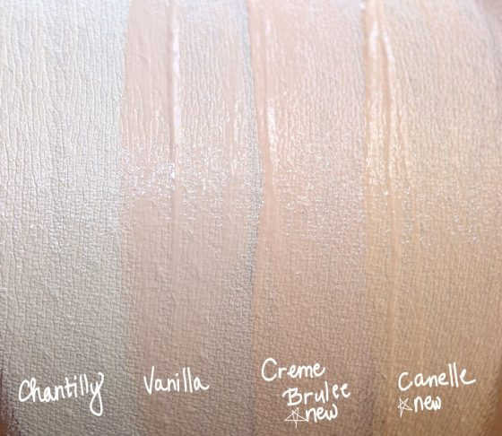 nars radiant creamy concealer swatches 1