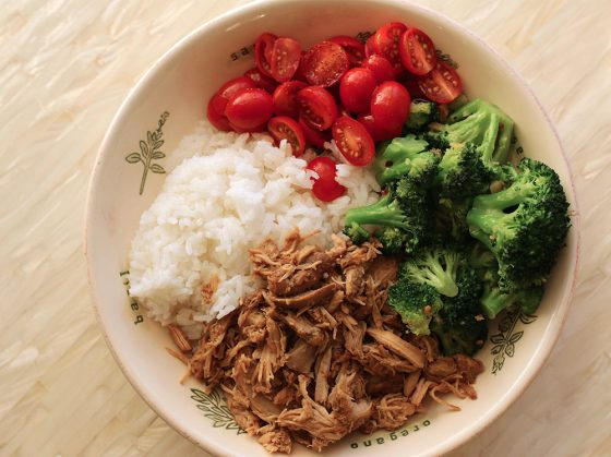 crockpot chicken adobo