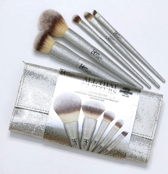 it cosmetics holiday 2016 all that glitters