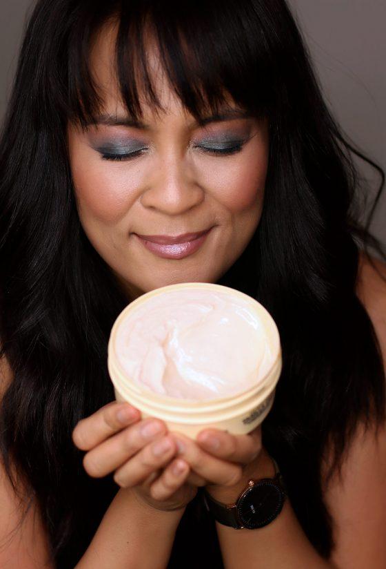 body shop personalized body butter vanilla chai