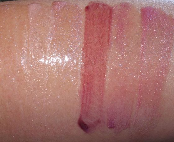 buxom 6 below sexy swatches